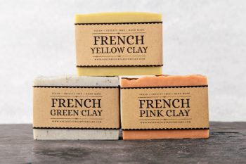 French Clays Soap Set