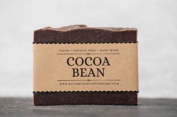 Cocoa Bean Soap
