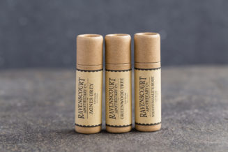 Vegan Lip Balm Set - front view