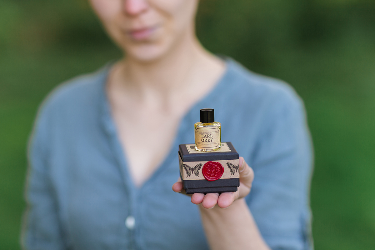 Ravenscourt Apothecary Earl Grey Tea Perfume