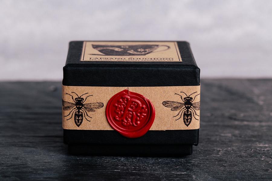lapsang souchong tea perfume box