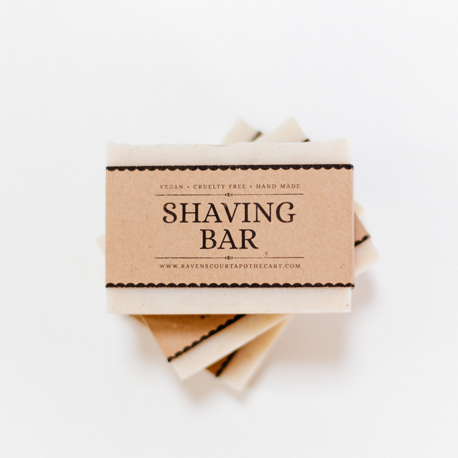 Shaving Bar soap