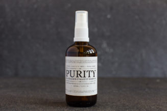 Purity facial cleansing oil (with a pump)