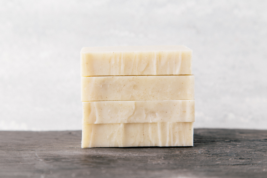 Shaving Bar Soap - stack