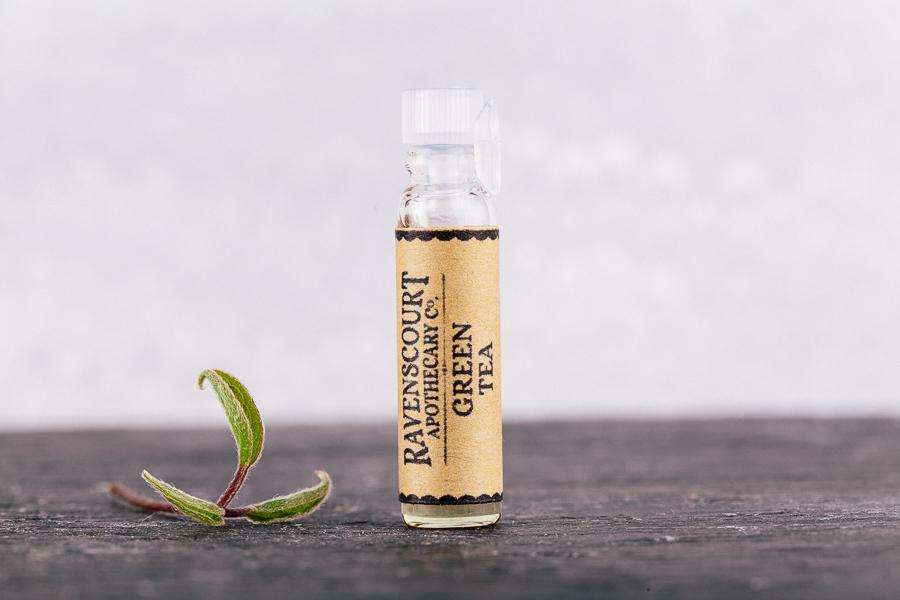 perfume sample by Ravenscourt Apothecary