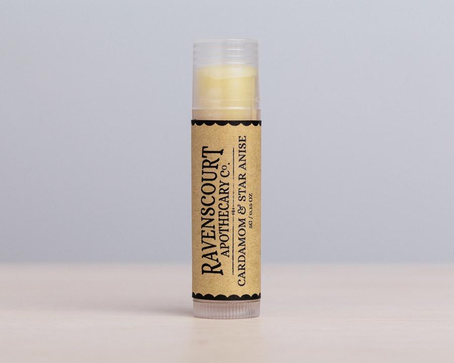 Cardamom & Star Anise vegan lip balm