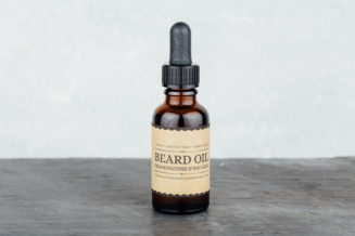 frankincense and bay leaf beard oil 30 ml