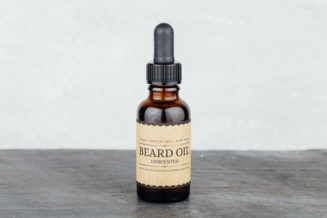 unscented beard oil 30 ml