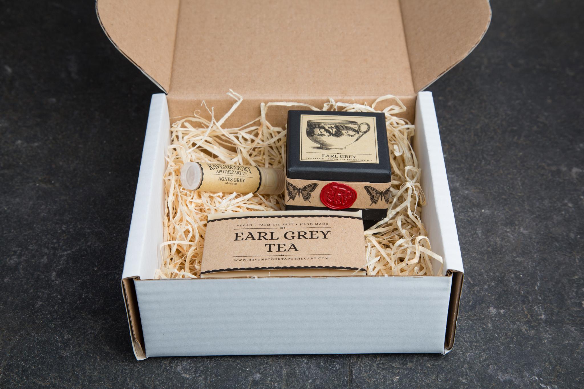 Earl Grey Tea Gift Set Ravenscourt