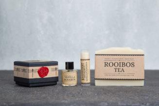 Rooibos vanilla gift set