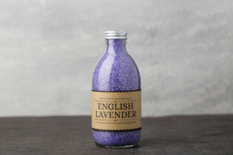 English Lavender bath salt