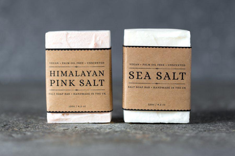 Salt Bar Soap Set product photo - front